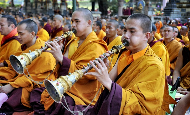 Buddhist Music Manifesto