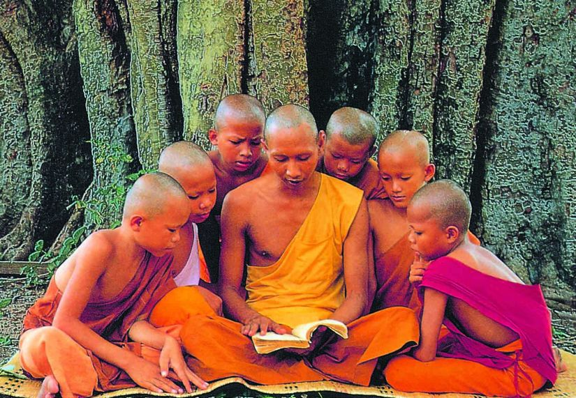Dhamma Language